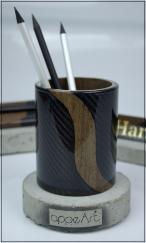 Pen Cup Textimage 300x500